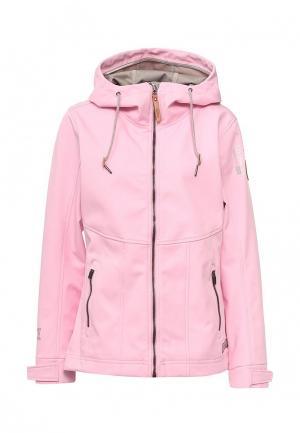 Куртка Torstai. Цвет: розовый