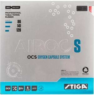 Накладка  Airoc S 2,1 мм Stiga