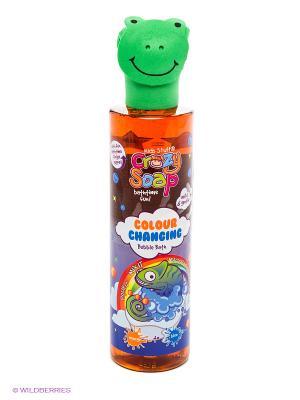 Волшебная пена для ванны, меняющая цвет Kids Stuff. Цвет: коричневый