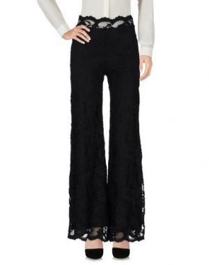 Повседневные брюки OLVI'S. Цвет: черный