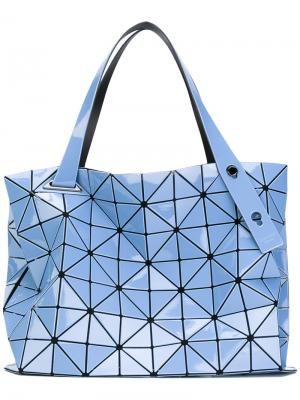 Сумка-тоут Prism Bao Issey Miyake. Цвет: синий