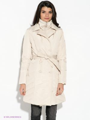 Куртка F5. Цвет: светло-бежевый