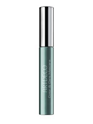 Тушь для ресниц ухаживающая Color&care mascara, 10 мл ARTDECO. Цвет: черный