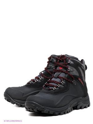 Ботинки MERRELL. Цвет: черный, темно-серый