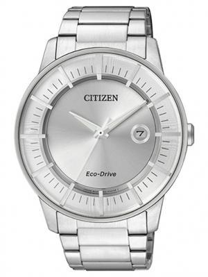 Часы AW1260-50A CITIZEN. Цвет: серебристый