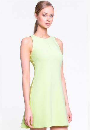 Платье Arefeva. Цвет: зеленый