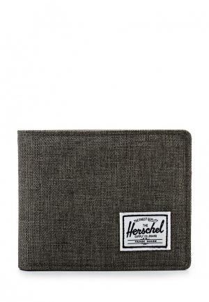 Портмоне Herschel Supply Co. Цвет: зеленый
