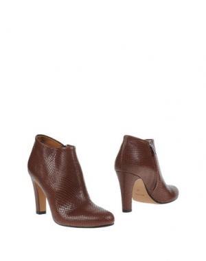 Ботинки BIANCA DI. Цвет: коричневый