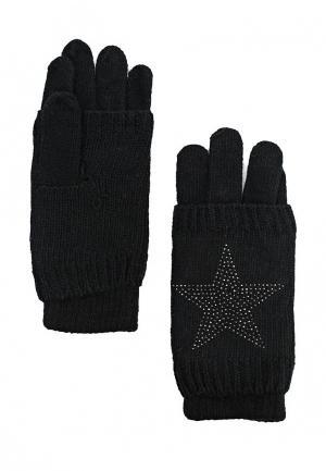 Комплект перчаток Elisabeth. Цвет: черный