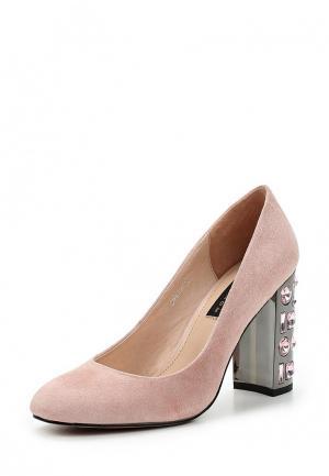 Туфли Winzor. Цвет: розовый