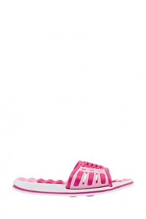 Розовые шлепанцы Mursu. Цвет: розовый
