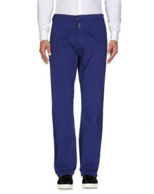 Повседневные брюки MOLO ELEVEN. Цвет: фиолетовый