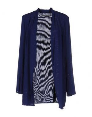 Легкое пальто NEW YORK INDUSTRIE. Цвет: темно-синий