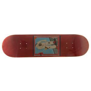 Дека для скейтборда  SSS 2 Pink 32 x 8.125 (20.6 см) Absurd. Цвет: розовый