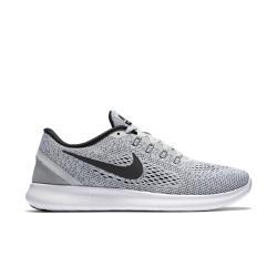 Женские беговые кроссовки  Free RN Nike. Цвет: белый