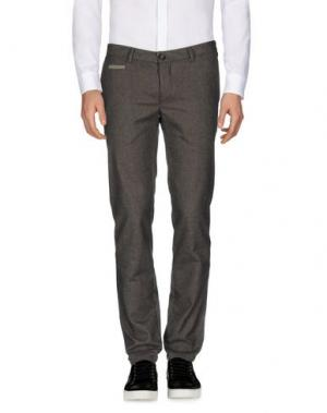 Повседневные брюки HARRY & SONS. Цвет: свинцово-серый