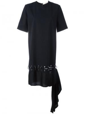 Платье Dee Damir Doma. Цвет: чёрный