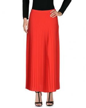 Длинная юбка SPACE STYLE CONCEPT. Цвет: красный