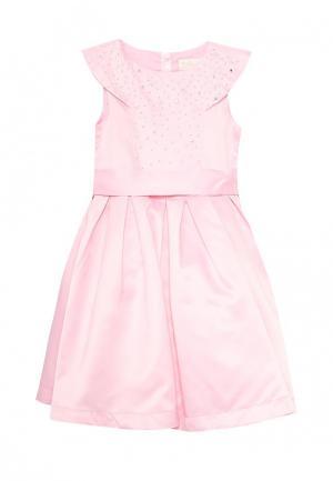 Платье Perlitta. Цвет: розовый