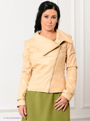 Куртка SISTE'S. Цвет: бежевый