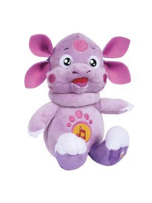 Мягкая игрушка Лунтик Мульти-пульти. Цвет: лиловый