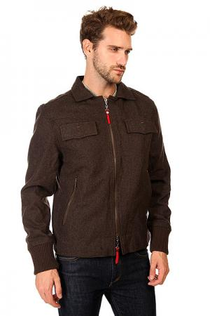 Куртка  Degenerate Arabica Insight. Цвет: серый