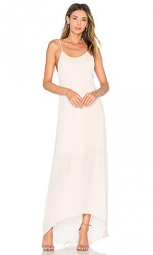 Вечернее платье nelli Rory Beca. Цвет: румянец