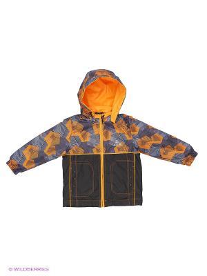 Куртка SAIMA. Цвет: оранжевый