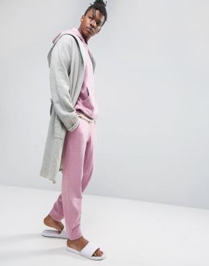ASOS Розовые джоггеры. Цвет: розовый