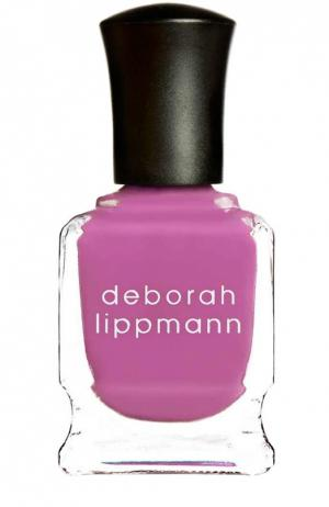 Лак для ногтей Good Vibration Deborah Lippmann. Цвет: бесцветный
