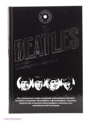 The Beatles, все тайны легендарного квартета Издательство АСТ. Цвет: черный