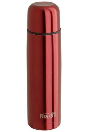 Термос 1 л Regent Inox. Цвет: красный