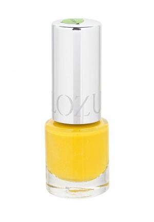 Лак для ногтей Yllozure. Цвет: желтый