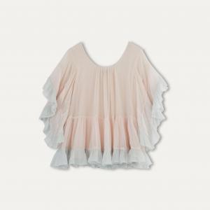 Блузка RADIANCE MES DEMOISELLES. Цвет: розовый