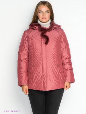 Куртка VIZANI. Цвет: розовый