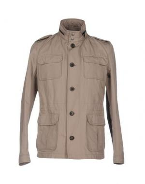 Куртка SEALUP. Цвет: серый