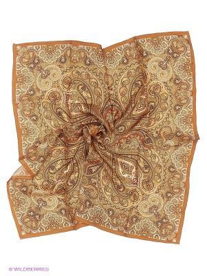 Платок Stilla s.r.l.. Цвет: золотистый