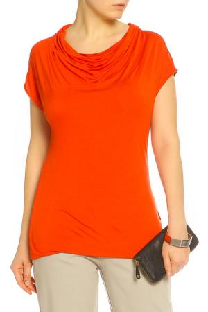 Футболка Caractere. Цвет: оранжевый