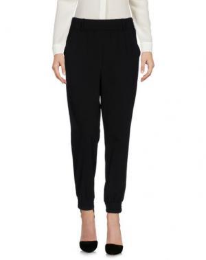 Повседневные брюки CARLA G.. Цвет: черный