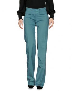 Повседневные брюки CELYN B.. Цвет: зеленый