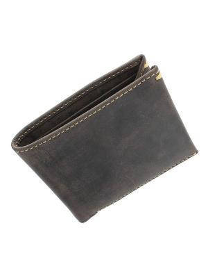 Бумажник Knight Visconti. Цвет: коричневый