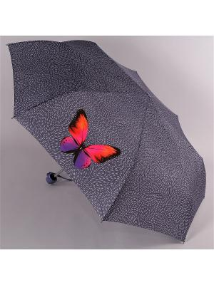 Зонт Airton. Цвет: темно-синий, фиолетовый