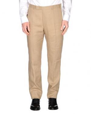 Повседневные брюки RICHARD JAMES. Цвет: бежевый