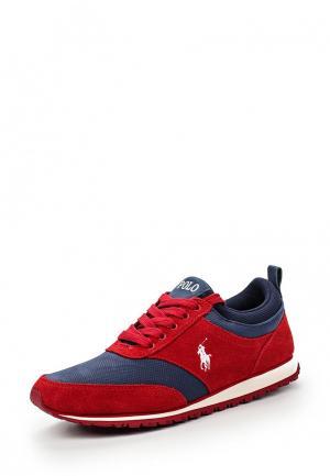 Кроссовки Polo Ralph Lauren. Цвет: разноцветный