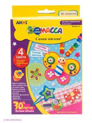 Набор для лепки AMOS. Цвет: фиолетовый