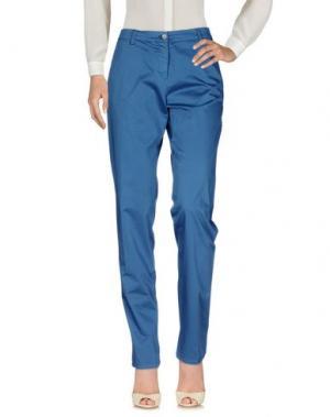 Повседневные брюки ALLEGRI. Цвет: пастельно-синий