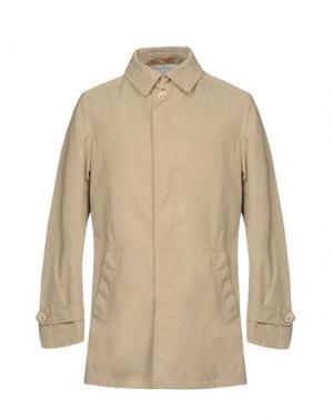 Легкое пальто JEY COLE MAN. Цвет: песочный