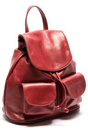 Рюкзак SOFIA CARDONI. Цвет: красный