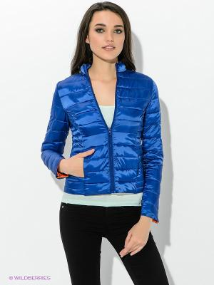 Куртка Tally Weijl. Цвет: синий