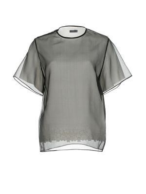 Блуза Joseph. Цвет: черный
